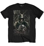 Volbeat Mens Tee: Goat with Skull