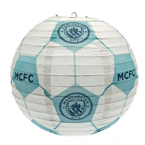 Manchester City F.C. Paper Light Shade