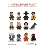 Metal Gear Solid Trading Figure The Phantom Pain Collection Titans Display 8 cm (20)
