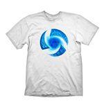 HEROES OF THE STORM Men's Nexus Logo T-Shirt, Large, White