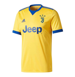 2017-2018 Juventus Adidas Away Football Shirt
