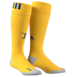 2017-2018 Juventus Adidas Away Football Socks (Yellow)