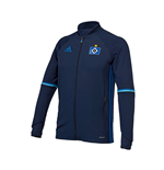 2017-2018 Hamburg Adidas Anthem Jacket (Dark Marine)