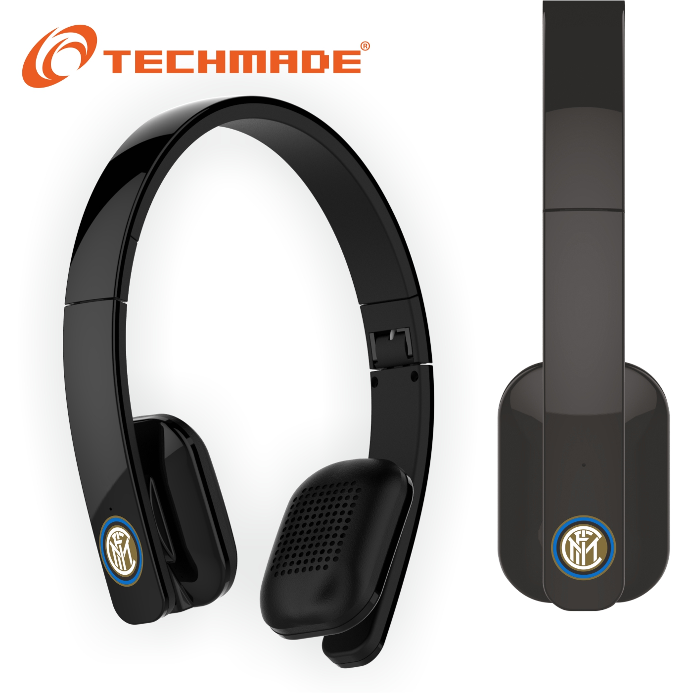 FC Inter Milan Bluetooth Headphones