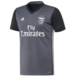 2017-2018 Benfica Adidas Away Football Shirt