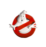 Ghostbusters Wall Decor Logo 30 x 30 cm