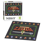 Legend of Zelda Puzzle Classic