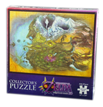 Legend of Zelda Majora's Mask Puzzle Termina