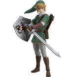 The Legend of Zelda Twilight Princess Figma Action Figure Link DX Ver. 14 cm
