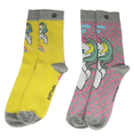 My Little Pony Ladies Socks 2-Pack