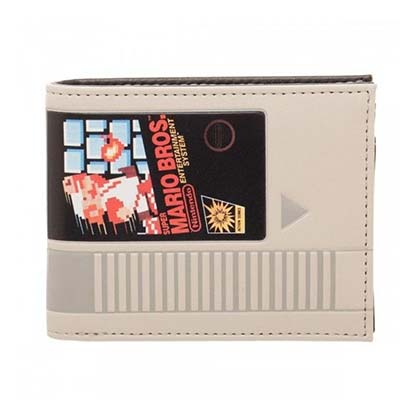 Super Mario Cartridge Wallet