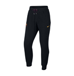 2017-2018 Barcelona Nike Authentic Pants (Black)