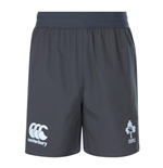 2017-2018 Ireland Rugby Vapordri Woven Gym Shorts (Tap Shoe)