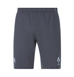 2017-2018 Ireland Rugby Fleece Shorts (Asphalt)