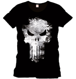 The punisher T-shirt Logo