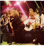 Vynil New York Dolls - Too Much Too Soon
