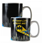 Batman Heat Change Mug Batman
