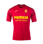 2017-2018 Villarreal Joma Training Shirt (Red)