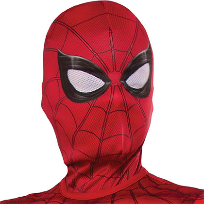SPIDERMAN Youth Costume Mask