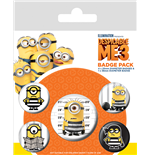 Despicable me - Minions Pin 270555