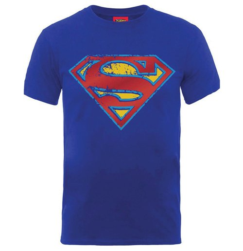 Superman T-shirt - Superman Foil Shield