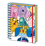 Adventure Time Notepad 270703