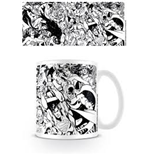 DC Comics Superheroes Mug 271263