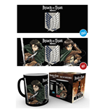 Attack on Titan Mug 271304