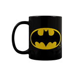 Batman Mug - Batman Logo Black