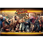 Street Fighter Poster 271583
