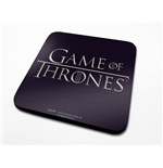 Game of Thrones Coaster - Game Of Thrones Logo