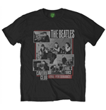 The Beatles Men's Tee: Final Performance