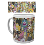 Rick and Morty Mug - Characters