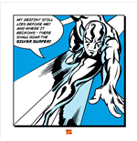 Silver Surfer Poster 272388