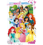 Princess Disney Poster 272410
