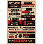 Fight Club Poster 272418