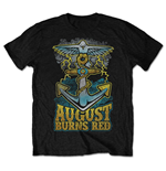 August Burns Red Men's Tee: Dove Anchor