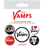 The Vamps Pin 272538