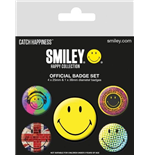 Smiley Pin 272588