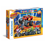 Blaze and the Monster Machines Puzzles 272608