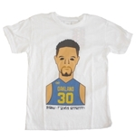 Stephen Curry T-shirt 272727
