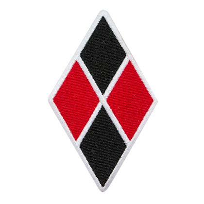 HARLEY QUINN Diamond Patch