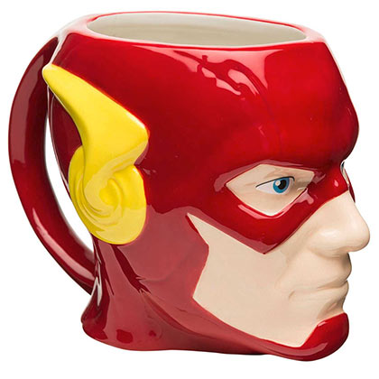 The FLASH Sculpted Coffee Mug