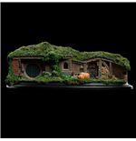 The Hobbit An Unexpected Journey Statue Hobbit Hole 19 & 20 20 cm