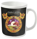 Thin Lizzy Mug Johnny The Fox (WHITE)