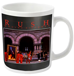 Rush Mug Moving Pictures (WHITE)
