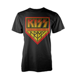 Kiss T-shirt Kiss Army