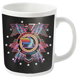 Hawkwind Mug In Search Of Space (WHITE)