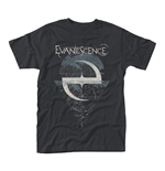 Evanescence T-shirt Space Map