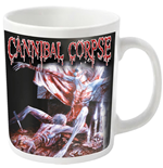Cannibal Corpse Mug Tomb (WHITE)